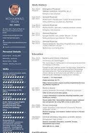 Medical Scribe Resume Example by Emergency Resume Samples Visualcv Resume Samples Database
