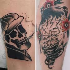 guest artists black work fine line tattoo design traveling artist