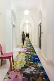 hallways decoration long carpet runners for hallways 12 foot runner rug