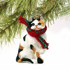 resin collectible cat ornaments ebay