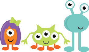 birthday monster clipart free clipart images clipartix