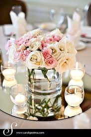 Wedding Reception Table Centerpiece Ideas by Best 25 Mirror Centerpiece Ideas On Pinterest Wedding Reception