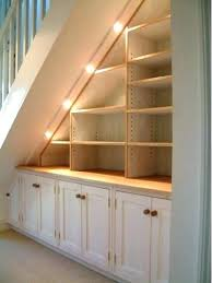 ikea stairs under stairs bookcase under stair shelf under the stairs bookcase i