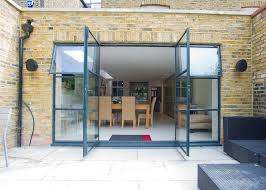 Triple Glazed Patio Doors Uk by Best 25 Aluminium French Doors Ideas On Pinterest Bifold Glass