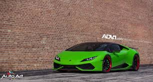 Lamborghini Huracan Green - bmwblog gallery