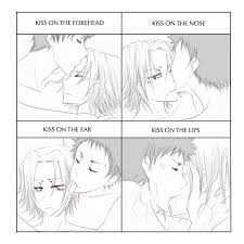 Rainy Day Meme - khr 8059 kiss meme by rainy day on deviantart
