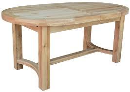 extending table limoges oak oval extending table