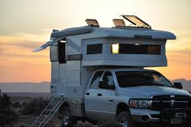 Camper For Truck Bed Four Different Types Of Truck Campers Which One Is Right For You