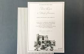 Invitations For Weddings Blog Venue Invitation Wedding Stationery From Appleberry Press
