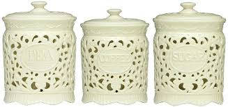 kitchen canisters green ceramic kitchen canisters ceramic canister sets for kitchen s
