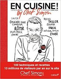 simon cuisine en cuisine by chef simon amazon co uk bertrand simon aseyn