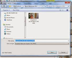 create video notebook extracting photos from video using windows