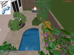 Small Pool Designs For Small Yards by Swimming Pool Design Big Ideas For Small Yards