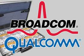 takeover bid qualcomm broadcom embroiled in complex hostile takeover effort