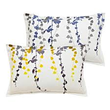 clarissa hulse boston ivy oxford pillowcase by palmers department