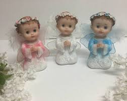 baptism figurines baptism favors baby girl baptism favors communion