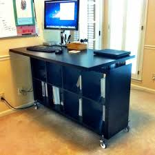 chic ikea desk riser lifehacker office furniture