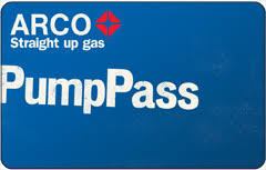 gas gift card arco gas gift card any amount always helpful and useful