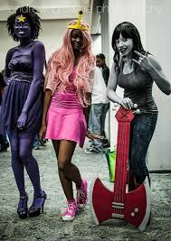 Princess Bubblegum Halloween Costume 25 Marceline Cosplay Ideas Adventure