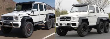 students make a clone of a 3 2 crore mercedesamg g63 6x6