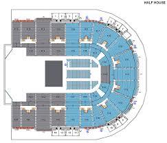 Stadium Floor Plan by Laredo Energy Arena Laredo Tx Seating Maps