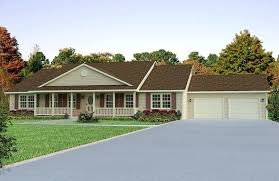 ranch home plans with front porch covered front porch house plans ranch style with bungalow 7 small