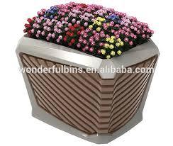 large plastic decorative flower pots large plastic decorative