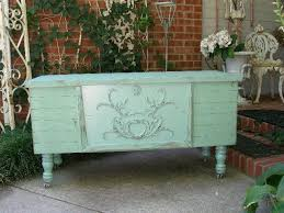 282 best shabby trunks and chests images on pinterest painted