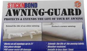 Rv Awning Covers Leisure Time 60099 Sticknbond Awning Guard