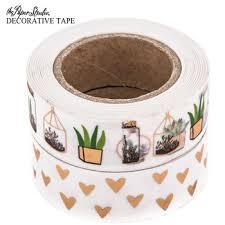 washi tape succulents hearts washi tape hobby lobby 1297290