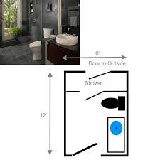 Tiny Bathroom Floor Plans Outstanding Small Bathroom Floor Plans With Shower 12 Images