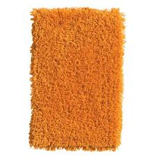 home decorators area rugs home decorators collection ultimate shag orange 6 ft x 9 ft area