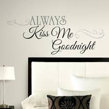 wall ideas wall decor sayings wall decor quote wood kitchen kitchen wall decor sayings wall art sticker quotes new large always kiss me goodnight wall decals bedroom wall decor sayings wall decor inspirational words