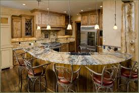 Curved Kitchen Islands by Furniture White Kitchen Islands Lowes With Black Countertop And