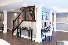 finished walkout basement walkout basement ideas for small basements rmrwoods house