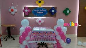 balloon decoration for birthday at home best simple balloon decorations birthday decorations in bangalore
