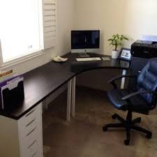 Home Office Gaming Setup Dual Home Office Desks Google Search Home Office Pinterest