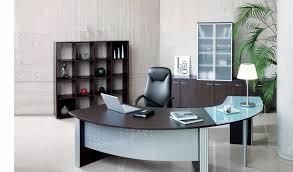 bureau verre design contemporain bureau direction design impressionnant bureau verre design