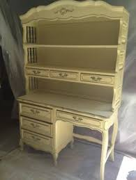 french country writing desk french provincial desk french provincial writing desk with hutch