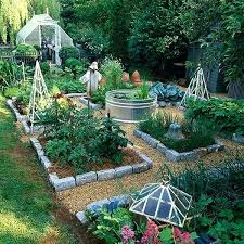 Home Vegetable Garden Ideas Vegetable Garden Landscape Ideas Ghanadverts Club