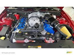 Ford Shelby Gt500 Engine 2013 Ford Mustang Shelby Gt500 Convertible 5 8 Liter Supercharged