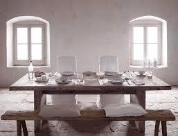 eettafel binnen milano style wit hoezen linnen ikea zara home