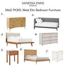 West Elm Bedroom Furniture Sale Sale Picks West Elm Bedroom Furniture