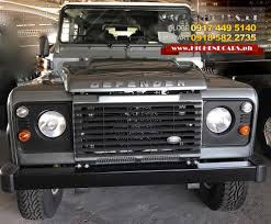 land rover philippine 2016 land rover defender 110 suv diesel highendcars ph