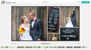 make a wedding album 16 best montage wedding albums images on wedding