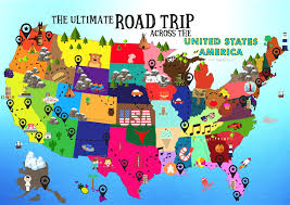 map usa route planner road trip route planner map and guides within usa creatop me