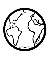 earth planet coloring page pics about space