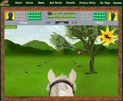 club pony pals horse games