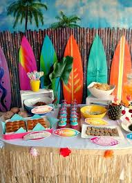 luau party ideas 31 colorful luau party decor and serving ideas shelterness