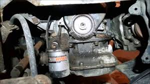 replacing a lancer crankshaft position sensor or crank angle